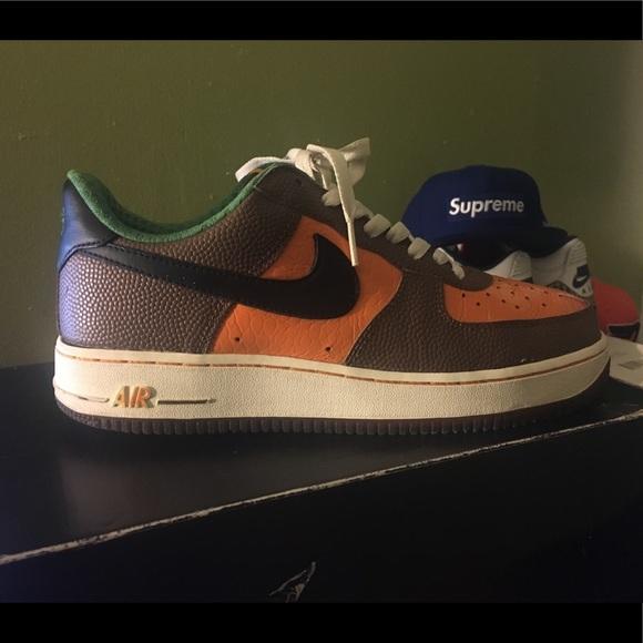 Nike Shoes | 206 Air Force Super Bowl